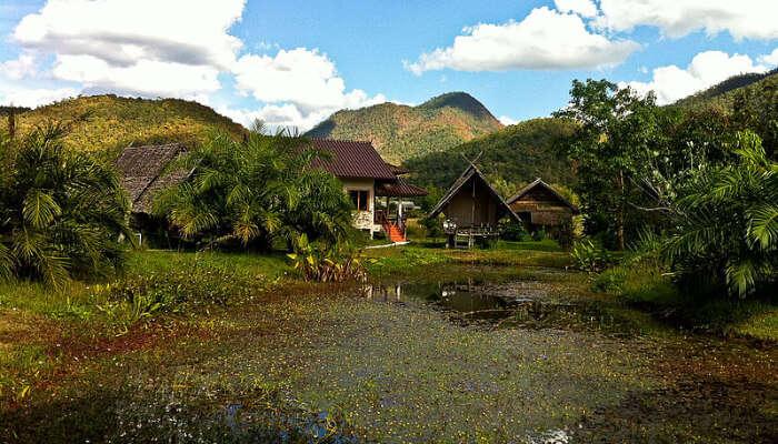A Thai Village