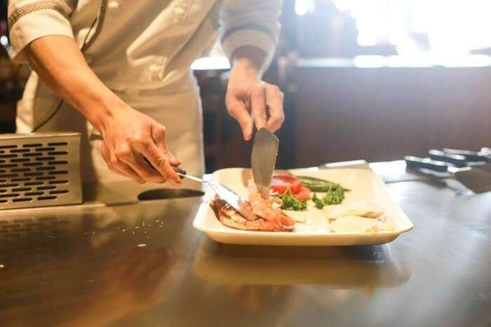 Kitchen Chef Cooking Food Professional Restaurant