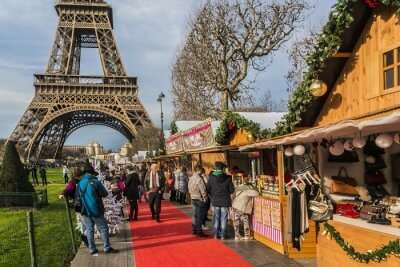 Paris Markets