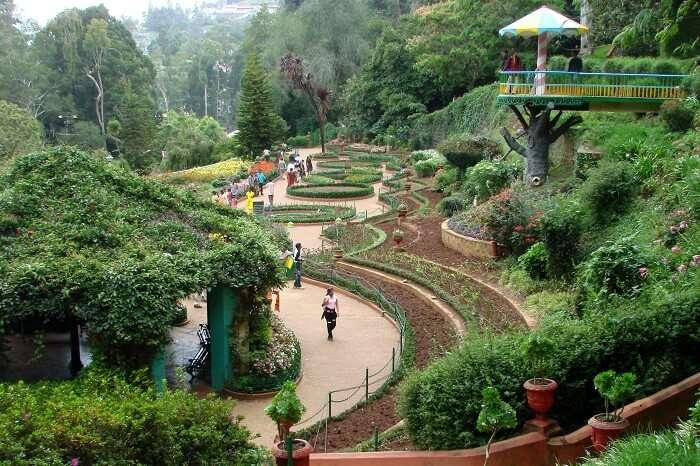 Pondicherry Botanical Garden in Pondicherry