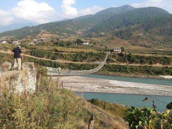 Punakha Suspension Bridge_22nd oct