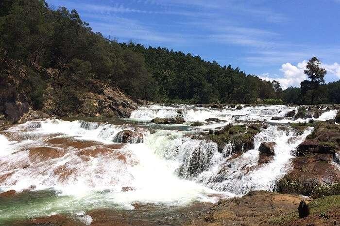 Pykara Falls near Mysore