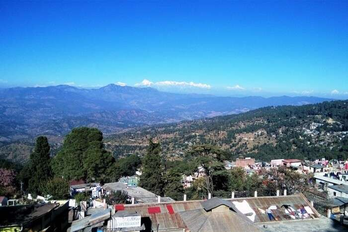 Ranikhet – The Fields Of The Queen