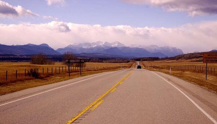Road Trip To Barsana