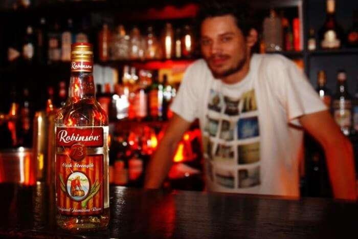 Robinsons Bar