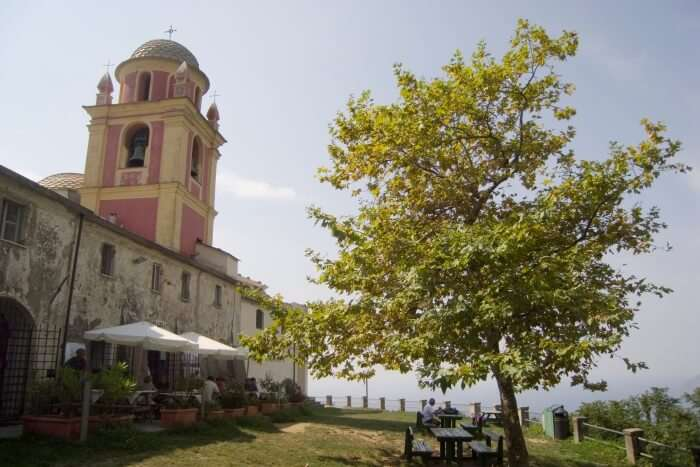 Santuario Di Nostra Signora Di Montenero