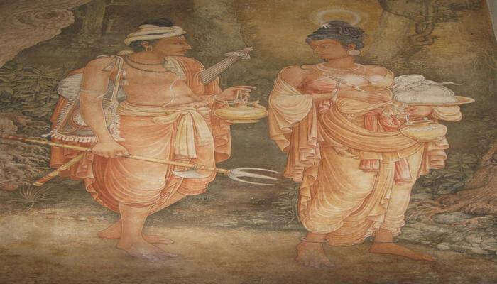 Seek solace at the ancient Lankapatuna Samudragiri Viharaya