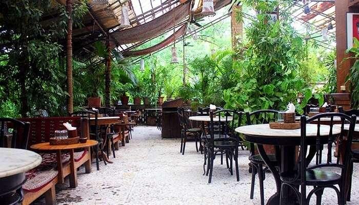 Shisha Jazz Cafe