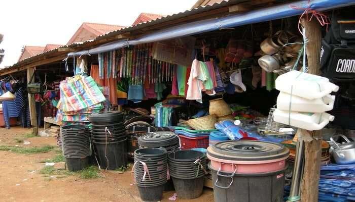 Shop at Nong Mon Market