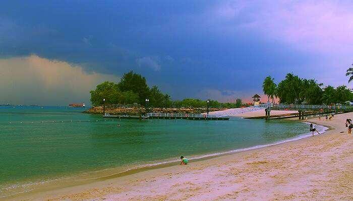 Siloso Beach_24th oct