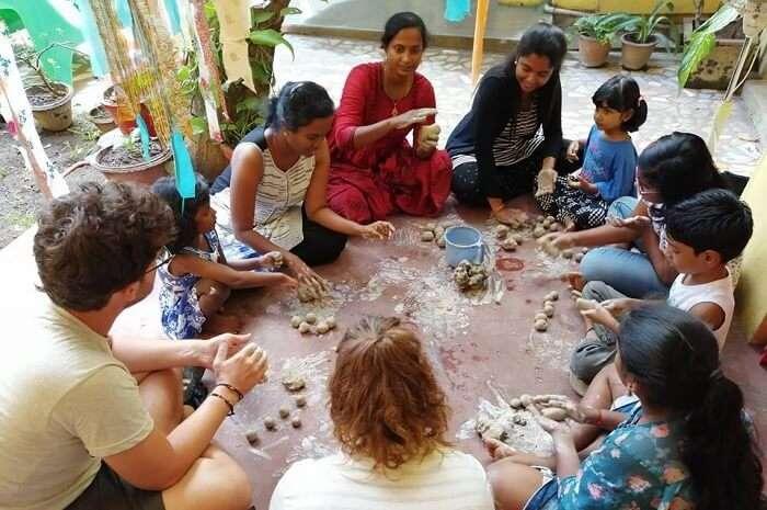 Sita Cultural Centre in Pondicherry