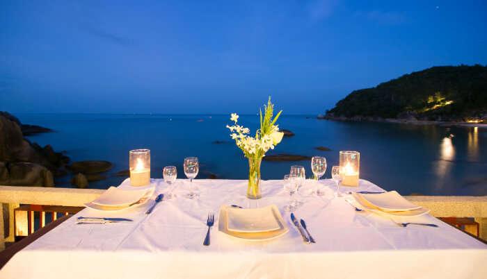 Sky Dining in Switzerland