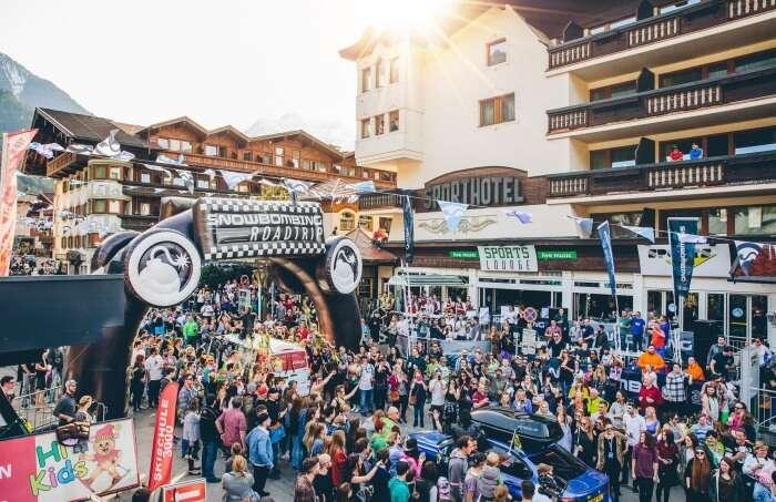 Snowbombing In Austria 2019 Tickets