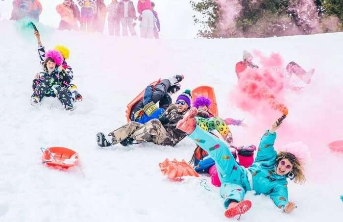 Snowlympics