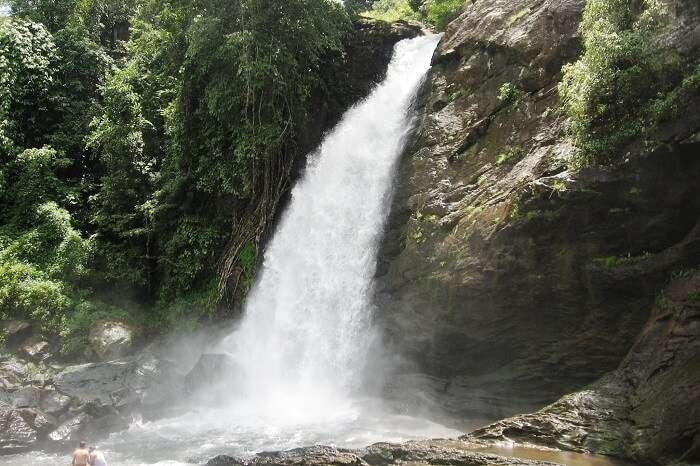 Soochipara Waterfalls near Mysore