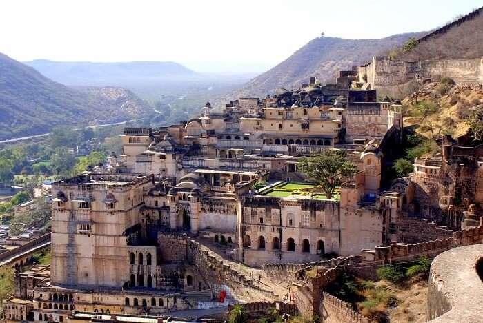 Taragarh Fort in Ajmer