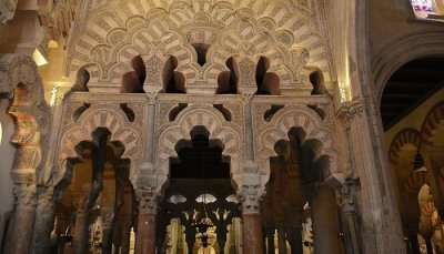 The Great Mosque Of Cordoba