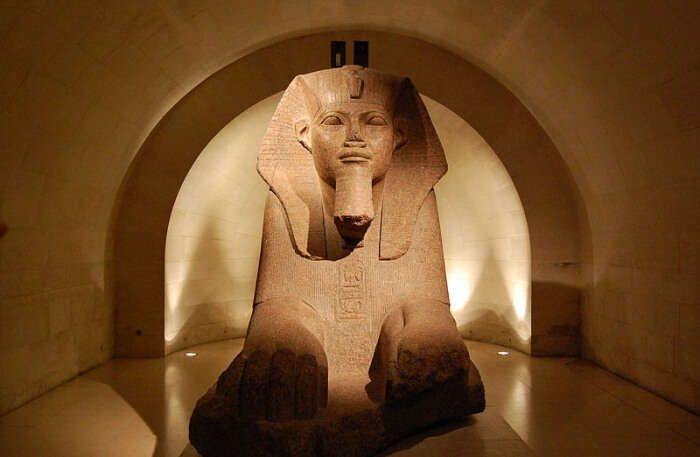 Great Sphinx of Tanis View