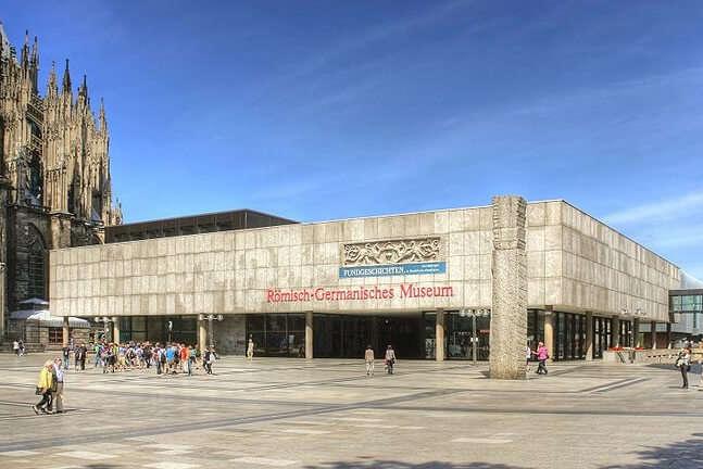 The Roman-Germanic Museum