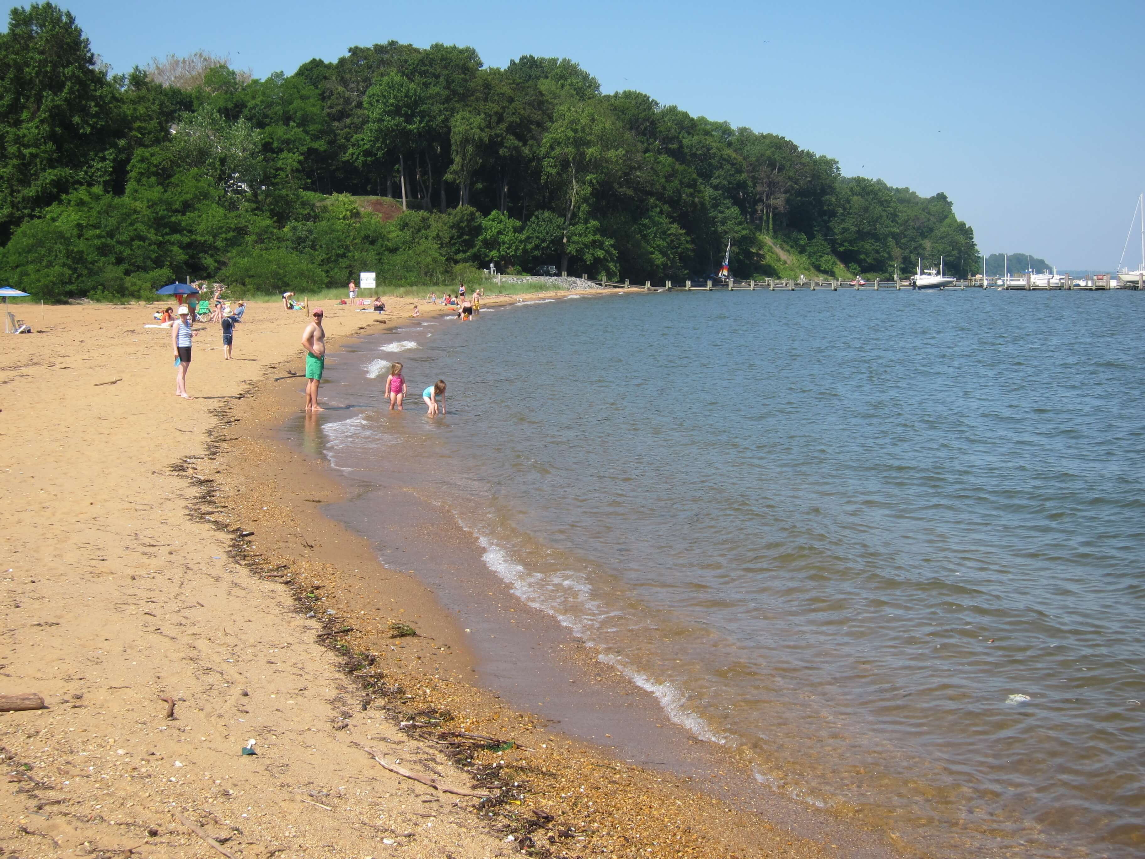 Betterton beach