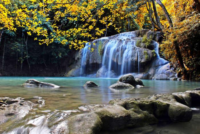 Amazing Erawan National Park