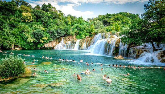 Amazing Krka National Park