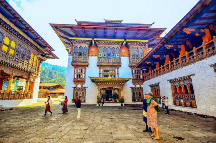 Most Beautiful Places To Visit in Punakha