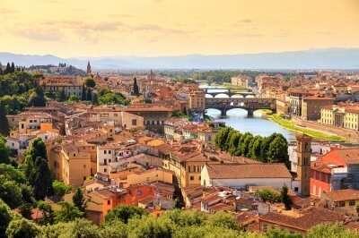 Fantastic Florence In Summer