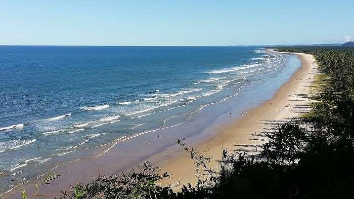 hammerman beach view