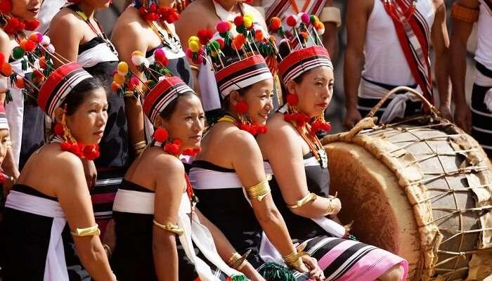 Naga New Year Festival