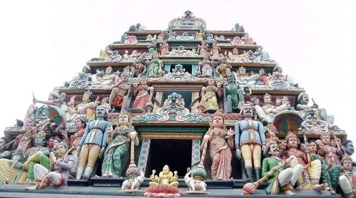 oldest hindu temple