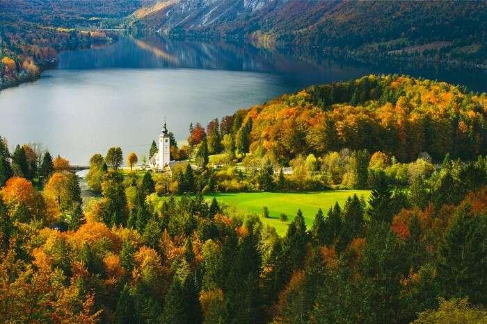 Beautiful Triglav National Park