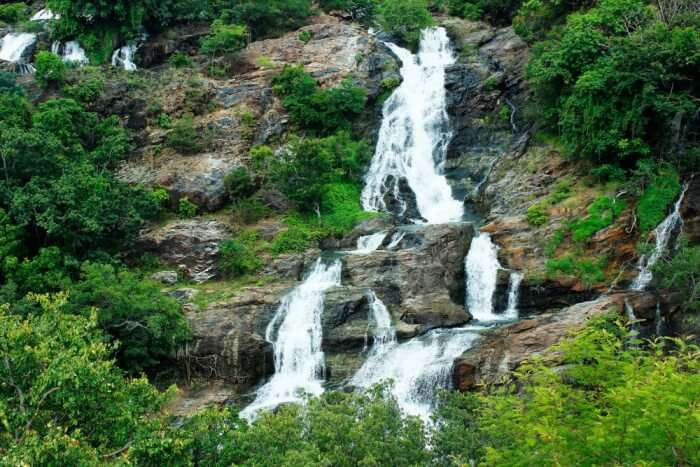 waterfalls near Mysore