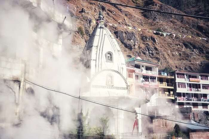 started our journey to Manikaran