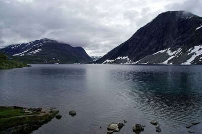 Lakes In Norway