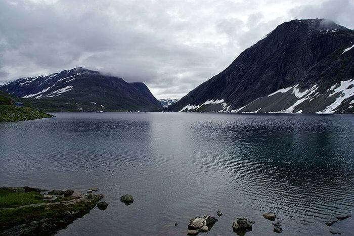 Lakes In Norway