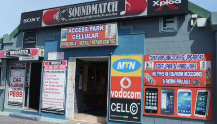 Access Park Kenilworth in Cape Town