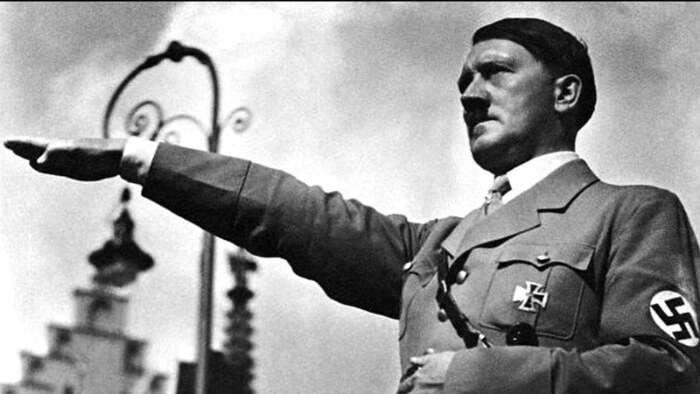 Nazi Salute