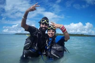 cover - Geopal Honeymoon trip to Andaman