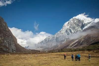 Amazing Trekking In Sikkim