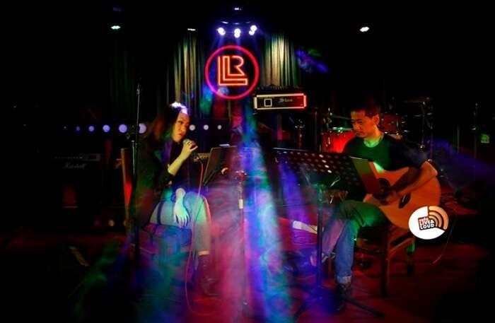 Cafe Live & Loud In Gangtok