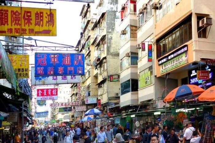 Cecil Street Market