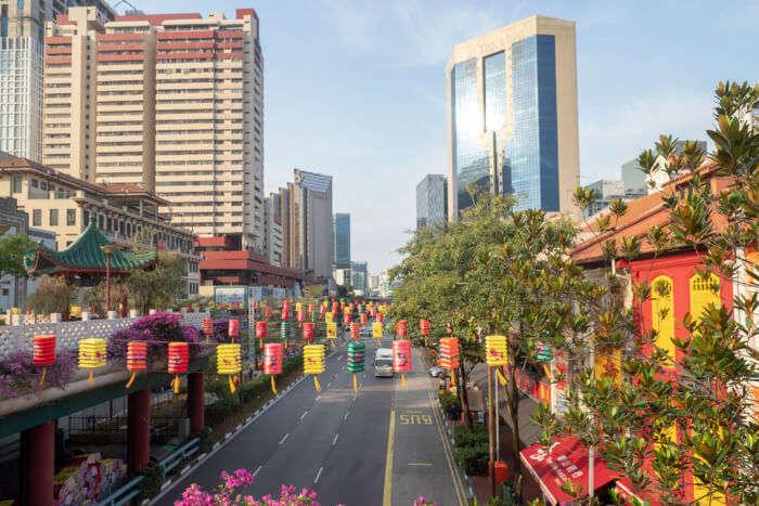 Outram Singapore