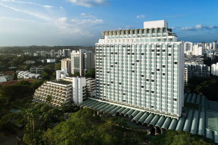 Shangri-La Hotel Singapore