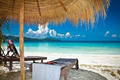 Amazing Koh Rong Samloem Island