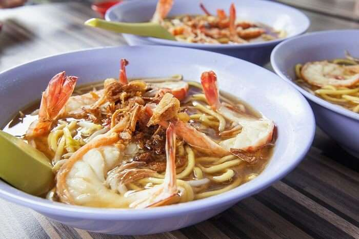 singaporean prawns