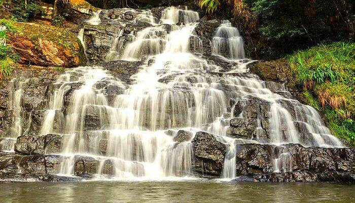 Best Waterfalls In Vietnam
