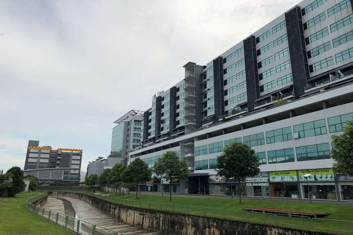 Tai Seng MRT Station