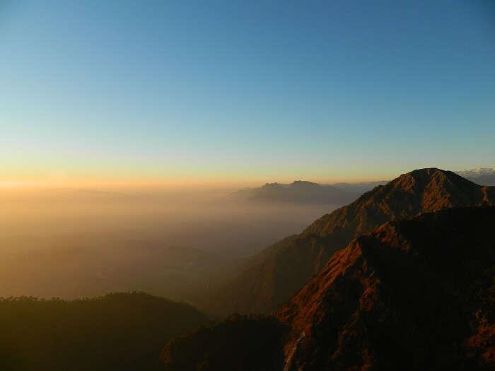 View from Bhairav Mandir