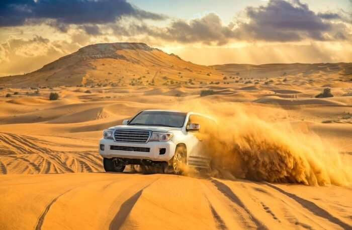 Desert Gate Tour